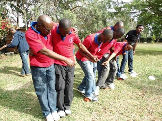 Corporate Team Building Games and Activities